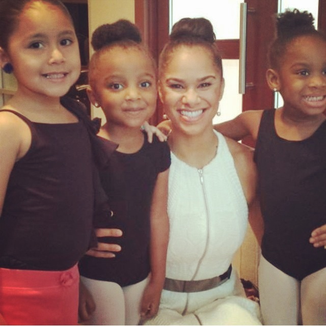 Misty Copeland-The Broadcast Dallas
