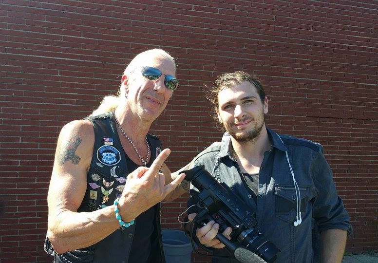 Working for Dee Snider