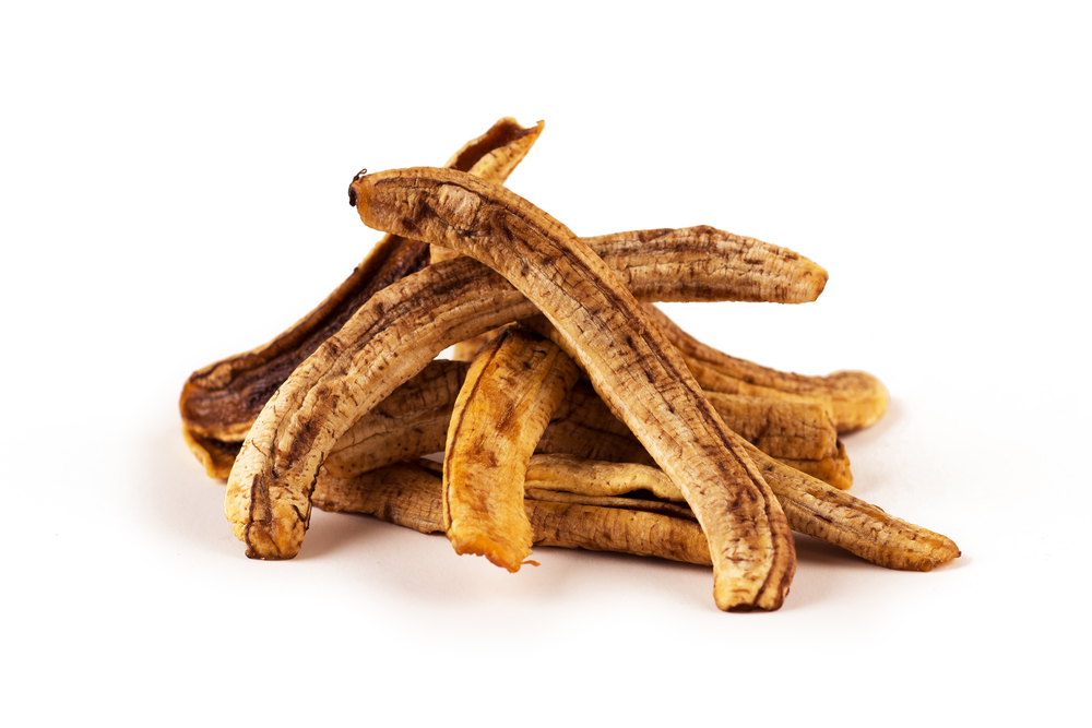 bulk organic dried bananas