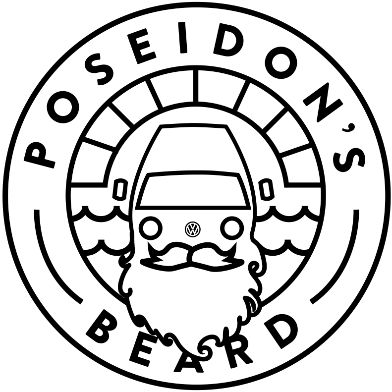 Poseidon's Beard Logo Files