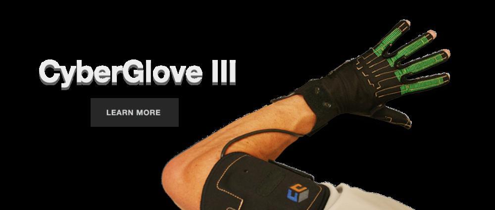 CyberGlove III
