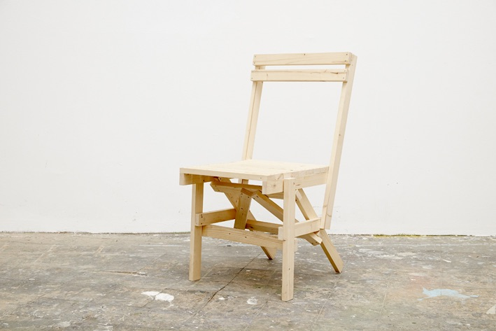BUILD-A-CHAIR! - Design and Woodworking, ages 12+Mondays, 10am to 12:30pm, starts 4/1. 8 weeks.Work alongside a skilled woodworker/artist to learn the basics of wood construction and furniture-making; then design and build your own chair.