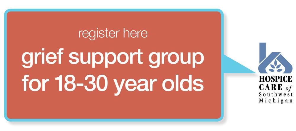 Grief Support Group for 18-30 Year Olds