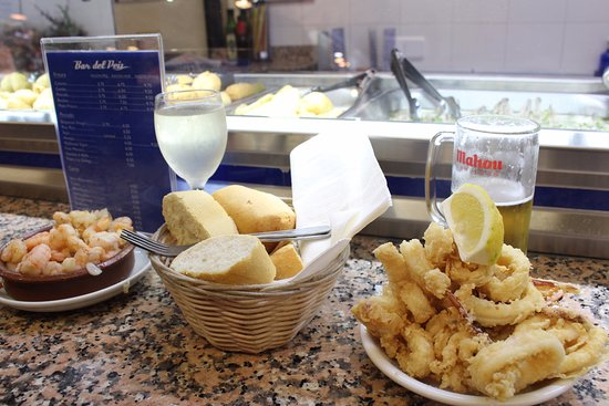 Bar del Peix (Photo by Tripadvisor)