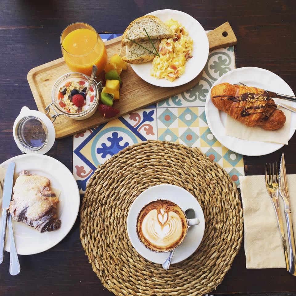 Mise en Place café/restaurant