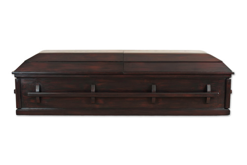 Welcome Hmong Casket Company - Casket coffee table