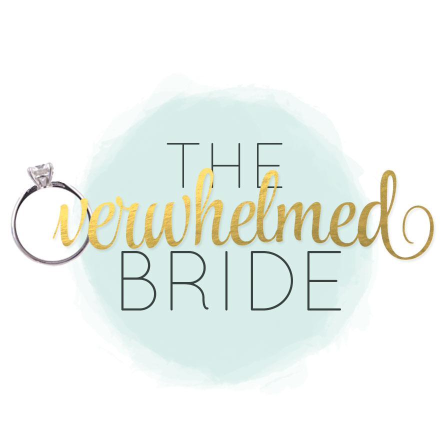 the overwhelmed bride wedding blog
