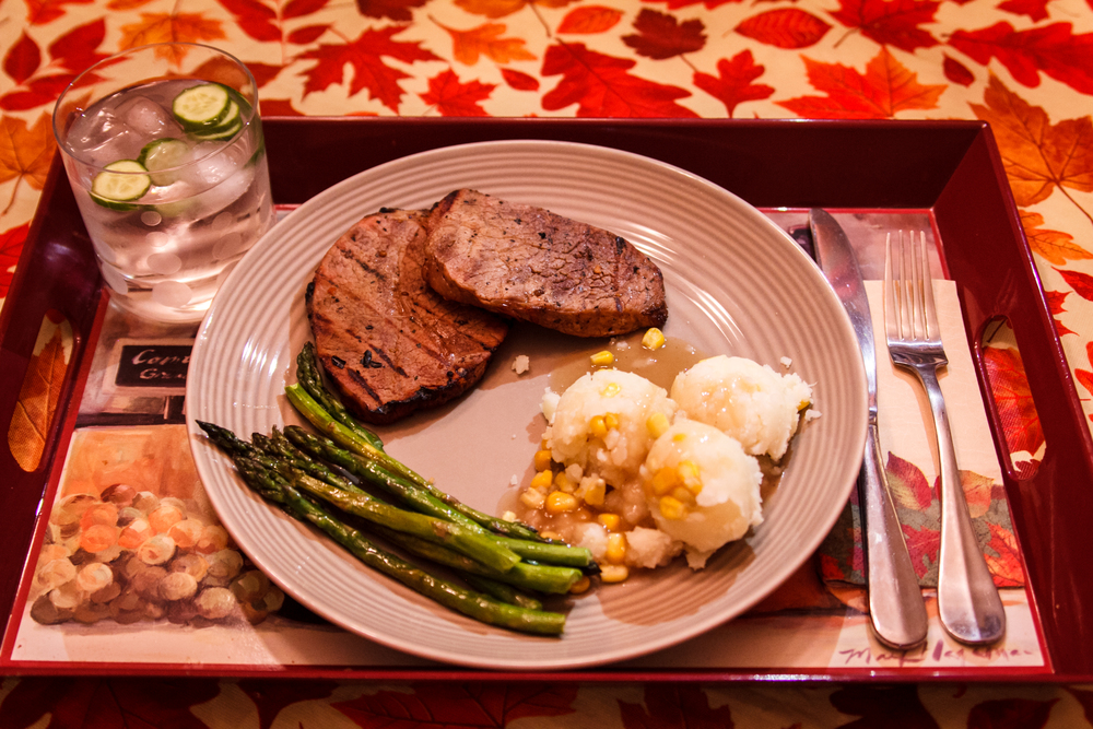 Pregnancy-Friendly Recipe // Grilled Steak