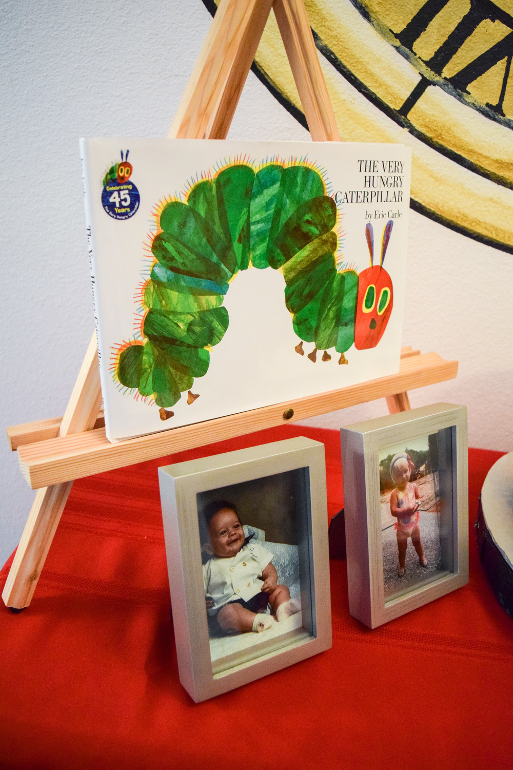 Our Very Hungry Caterpillar Themed Baby Shower