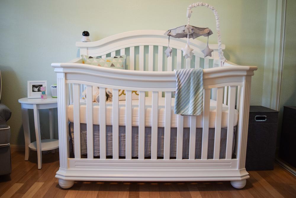 Ava S Nursery Baby Girl Nursery Decor Ideas The