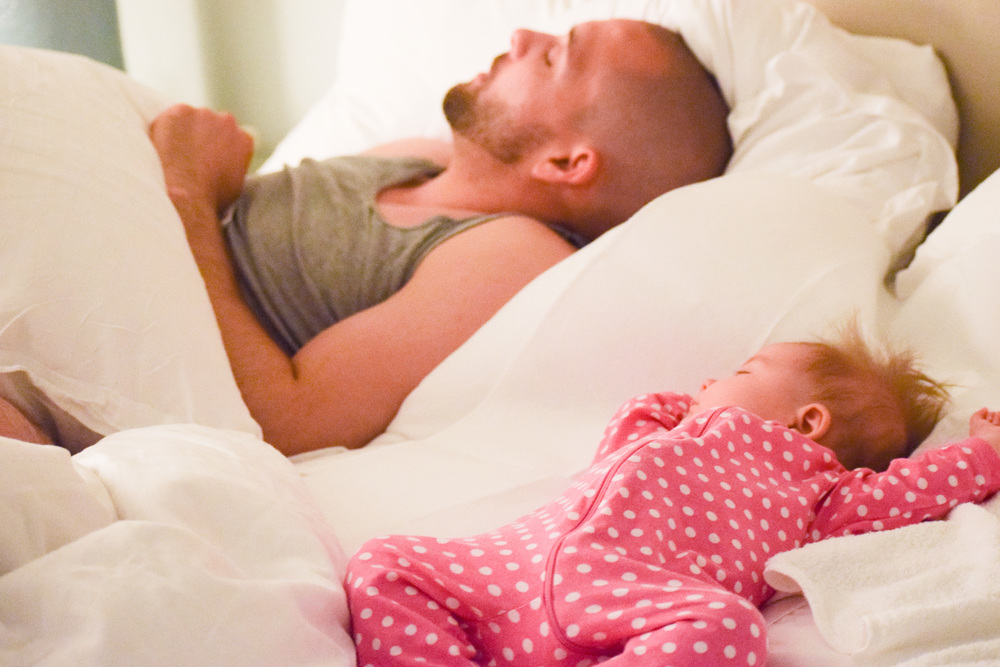 the role of the dad in a baby's life