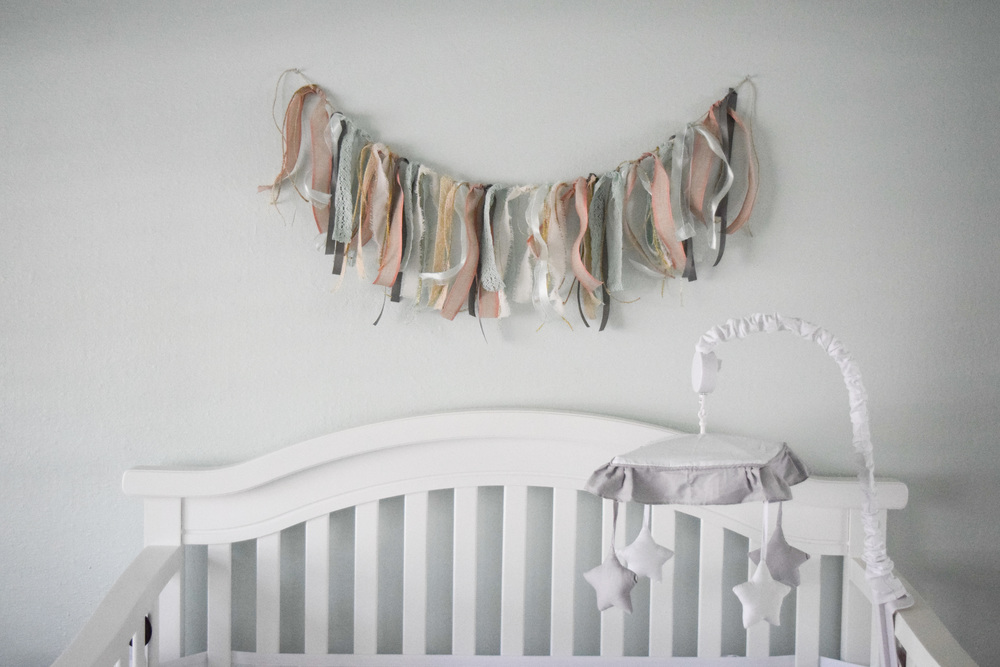 cute and easy DIY nursery decor ideas