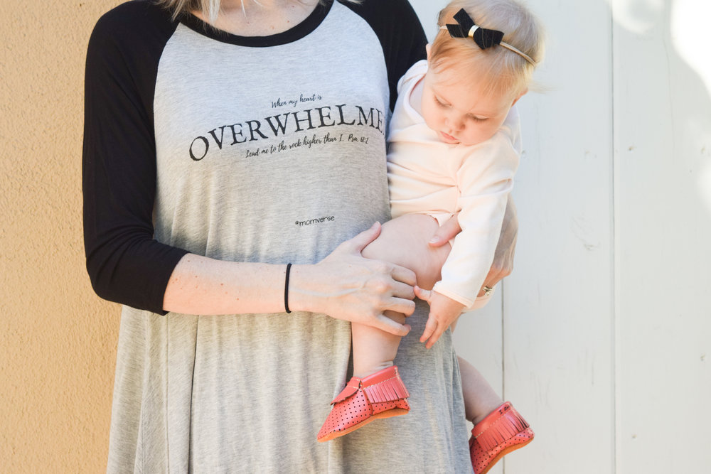 Bible Quotes for The Overwhelmed Mommy