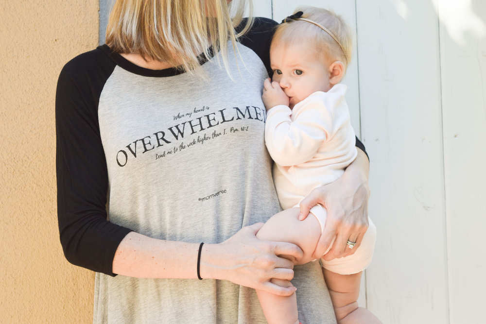Bible Quotes for Overwhelmed Moms