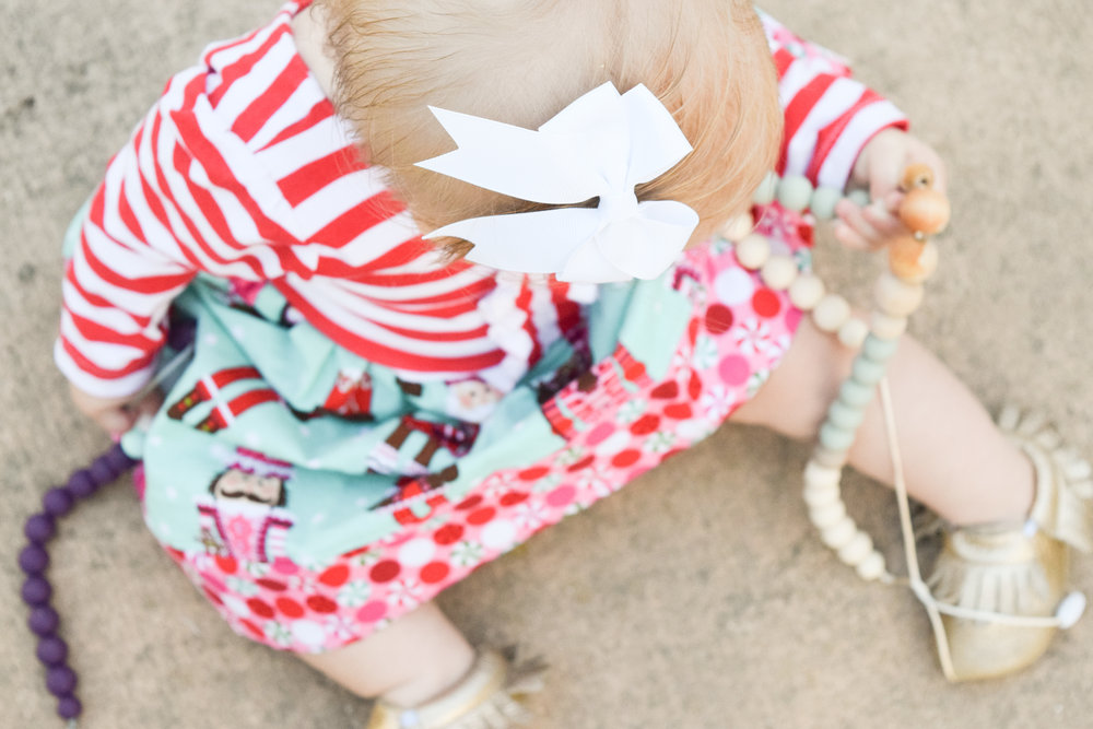 KIDS FASHION | Nutcracker Kids Holiday Dress