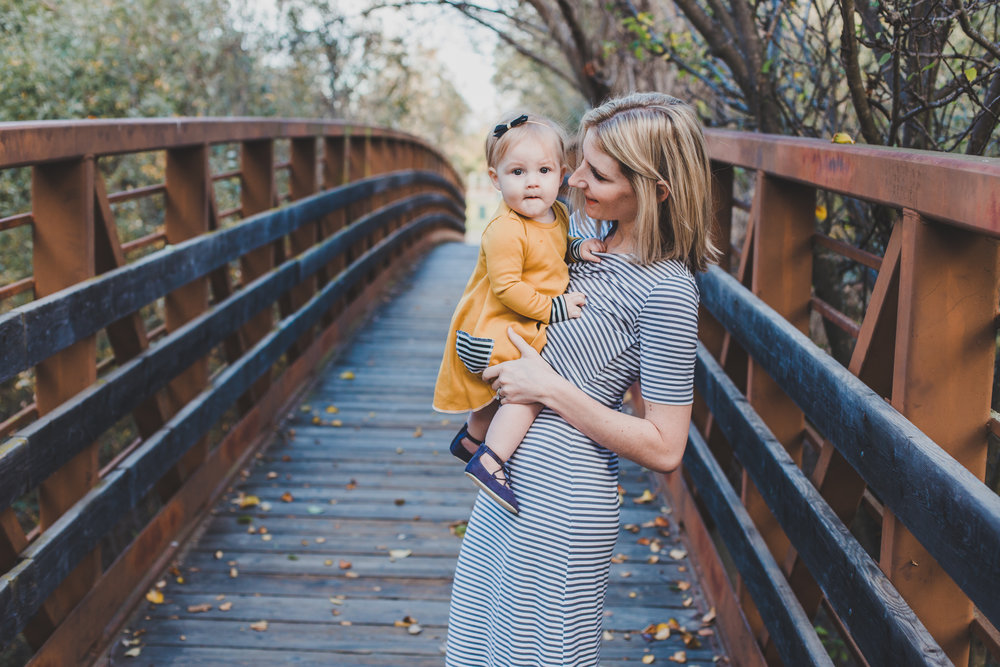 Cute Nursing Clothes - Nursing Dress - Undercover Mama - Briana Lindsey Photography