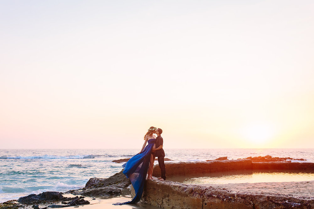 Beach Maternity Photos - Brian Leahy Photo - Southern California Maternity Photos