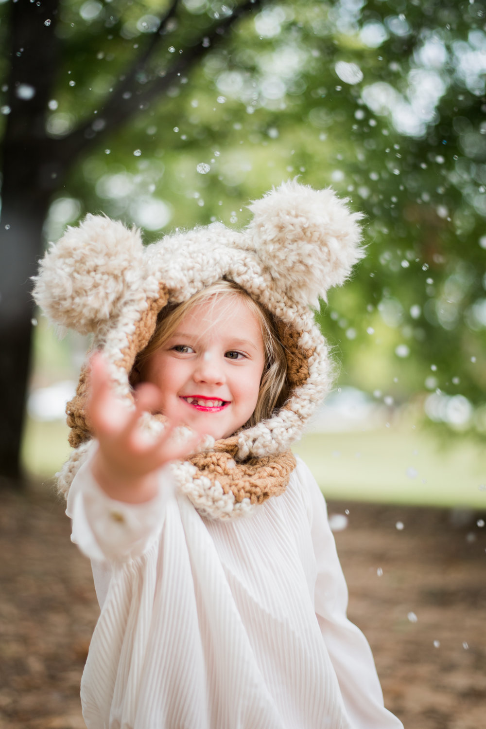 Arkansas Snow Family Photos - Natalie Smith Photography