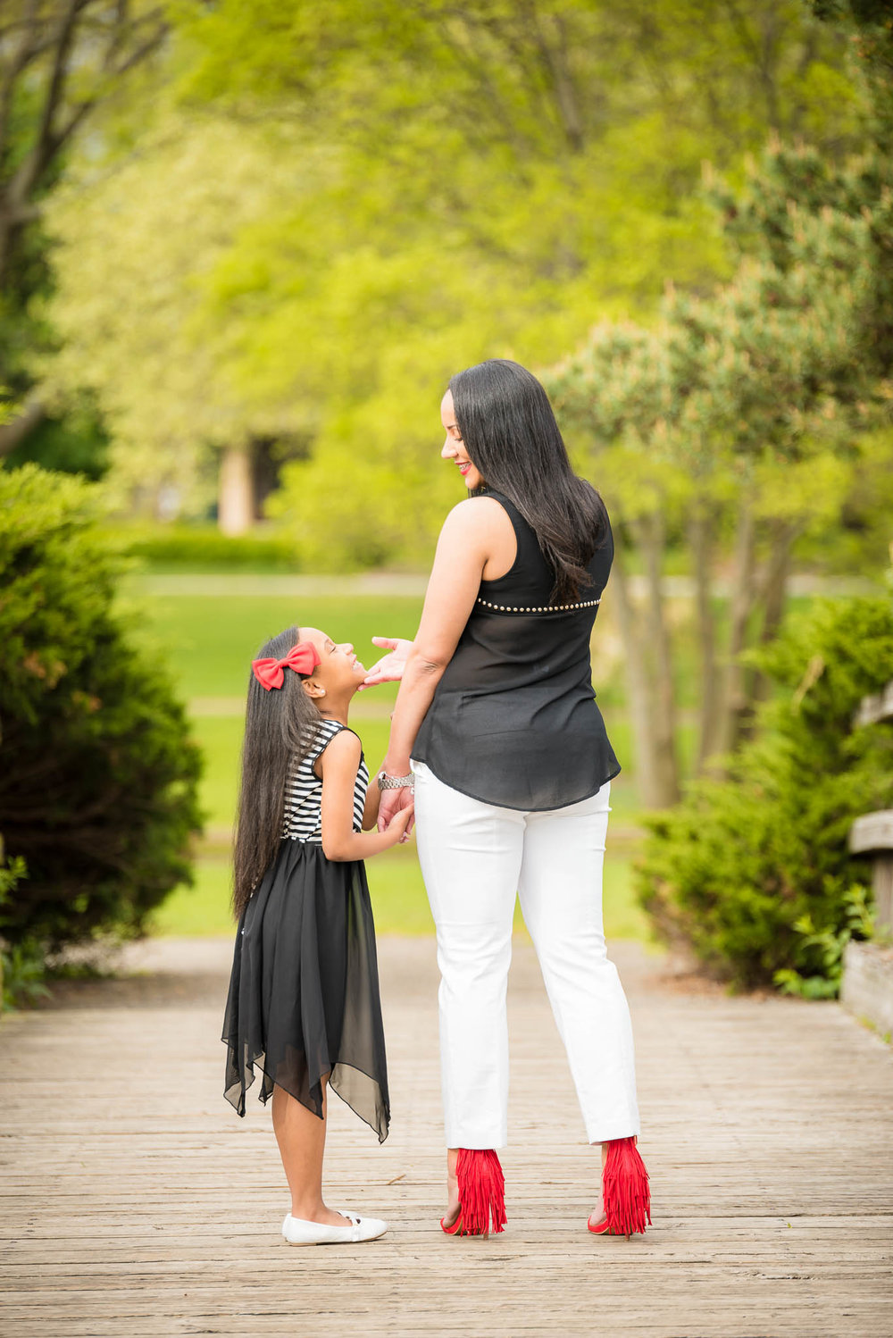 Grandma-Granddaughter Photos - Vision & Style Photography