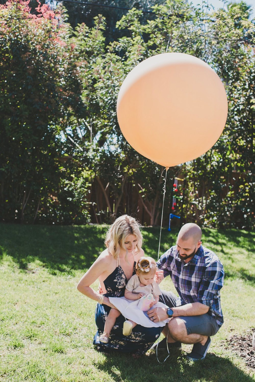 Ava's First Birthday - Briana Lindsey Photography
