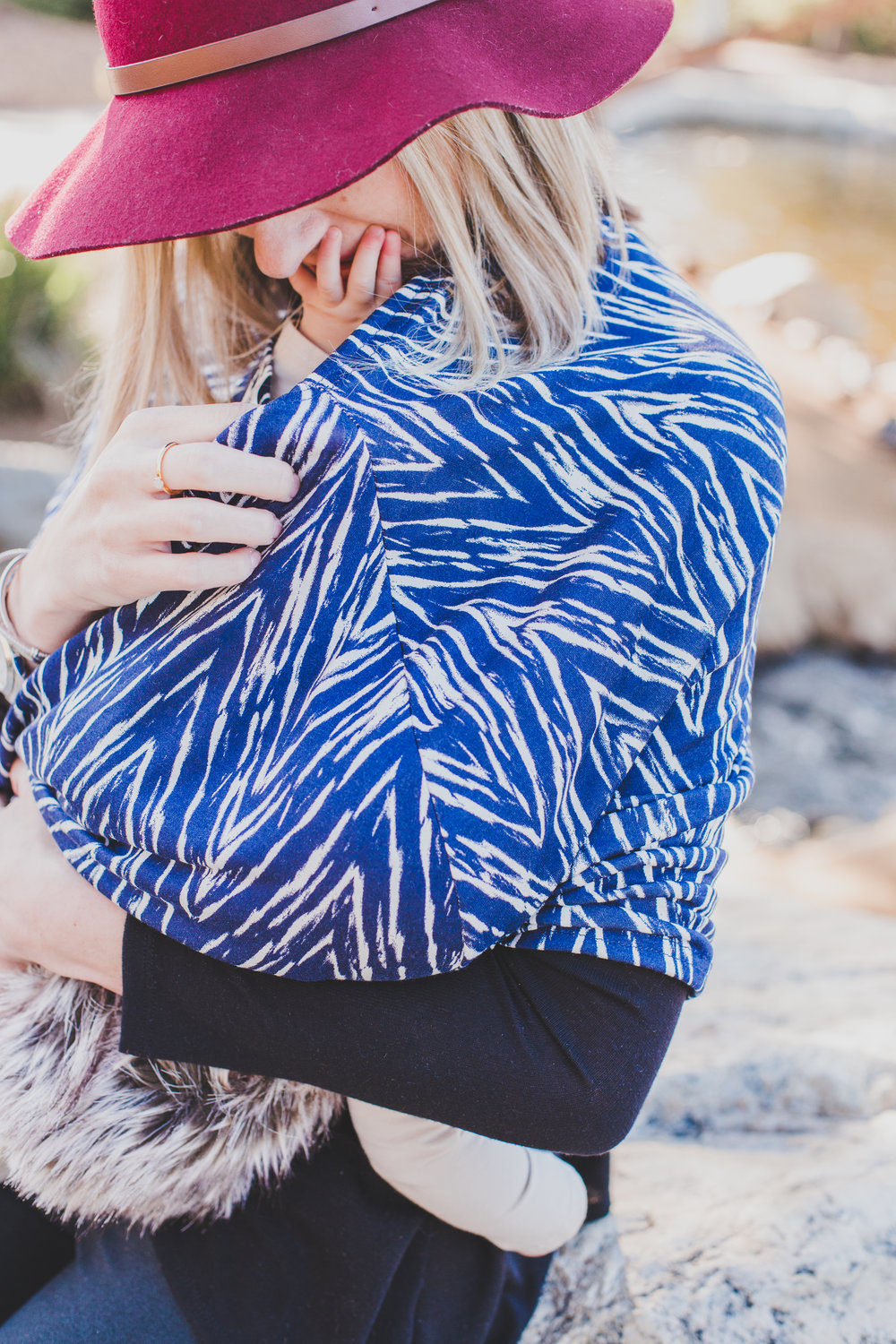 Multi-Use Nursing Covers - Lightweight Breastfeeding Covers - The Blissful Trenders