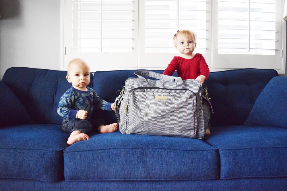 The JuJuBe Be Prepared Diaper Bag - Best Diaper Bags for Moms