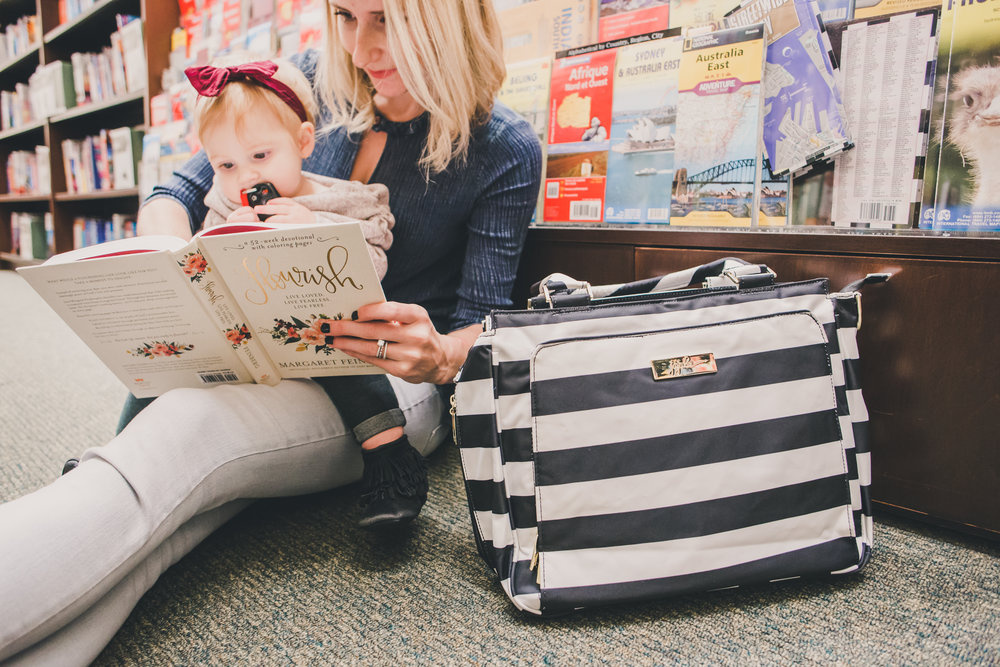 The JuJuBe Be Classy Bags - Best Diaper Bags for Moms