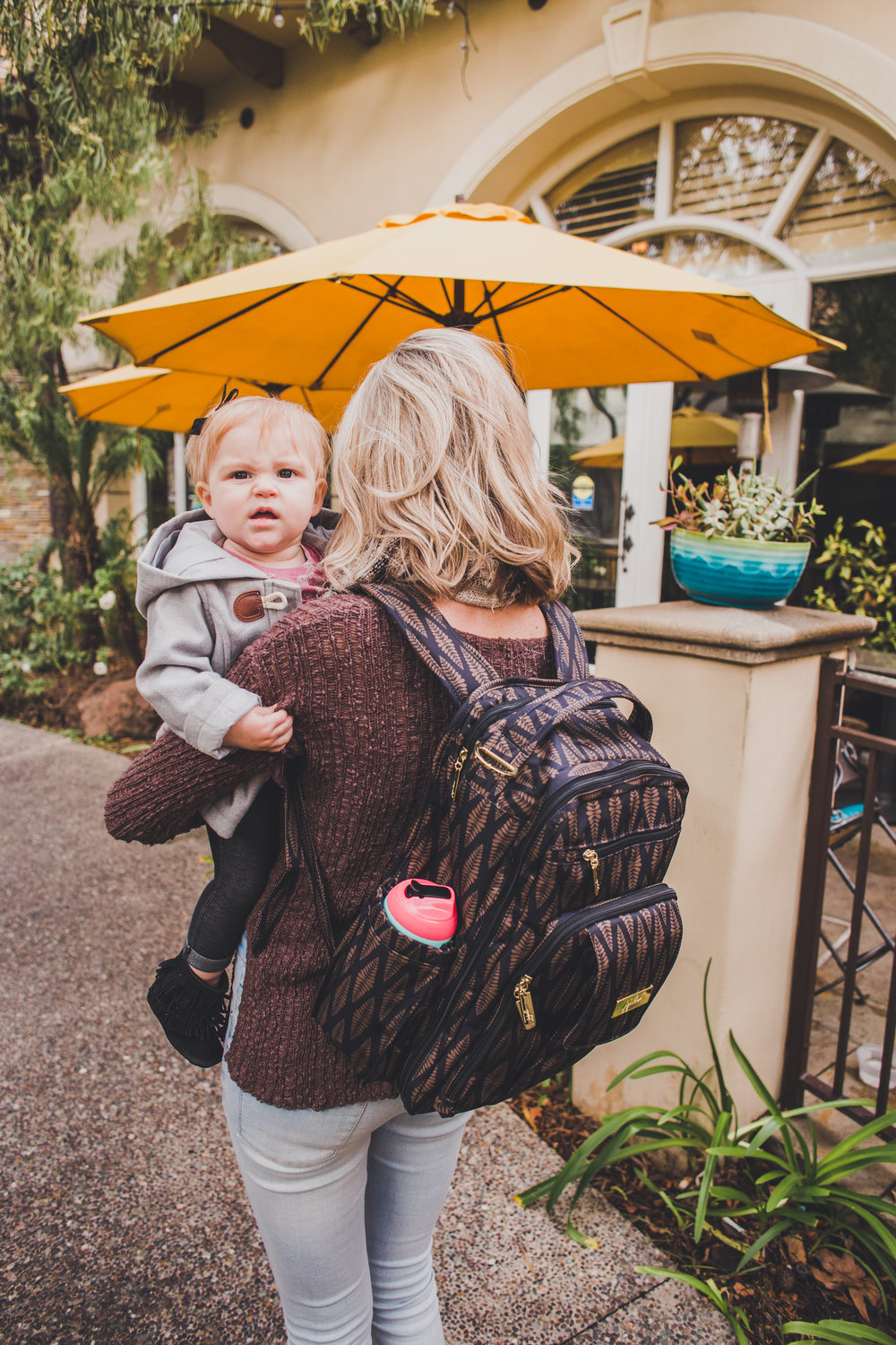 The JuJuBe Be Right Back - Best Diaper Bags for Moms
