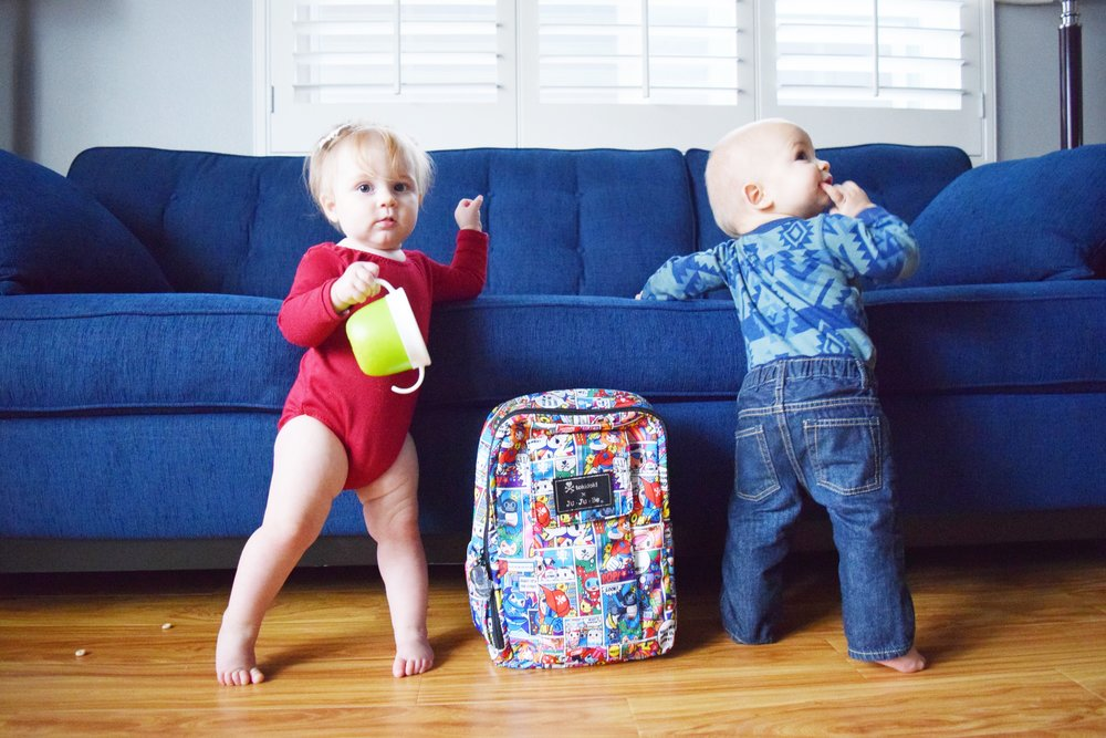 The JuJuBe Super Toki Mini Be - Best Diaper Bags for Moms