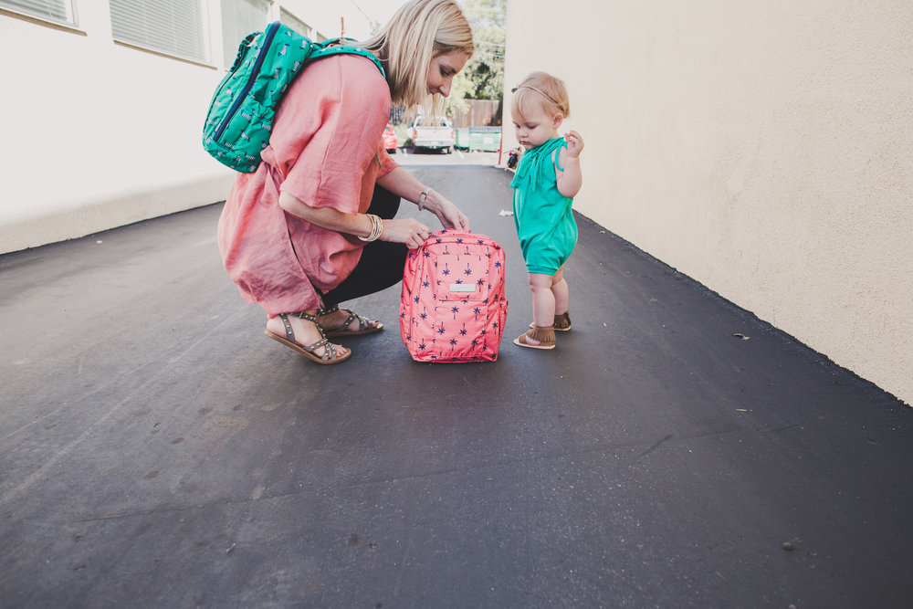 The JuJuBe Mini Be - Best Diaper Bags for Moms