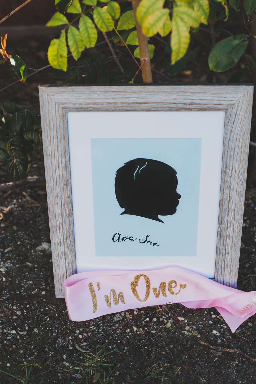 First Birthday Party Sash - First Birthday Party Ideas - A Vintage Chic Pi Day Themed 1st Birthday Party | Ava's First Birthday