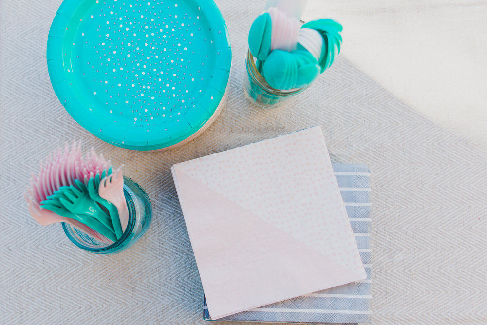Cheeky Kids Party - First Birthday Party Ideas - A Vintage Chic Pi Day Themed 1st Birthday Party | Ava's First Birthday