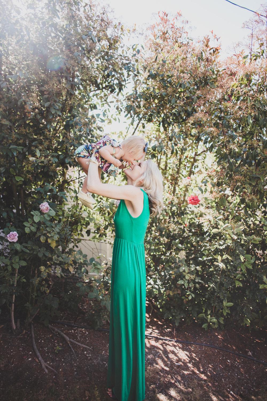 Affordable Summer Mom Fashion - PinkBlush - Shop Green Maxi Dresses