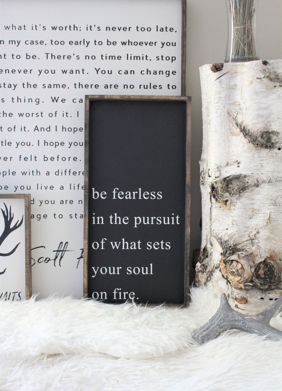 8 Inspirational Quote Home Decor Signs The Overwhelmed Mommy