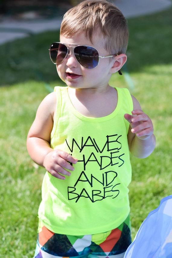Kids Summer Tanks