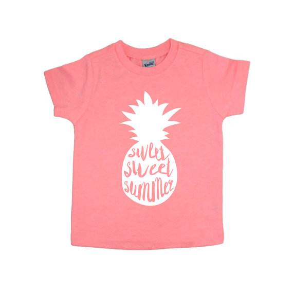 Kids Summer T Shirts