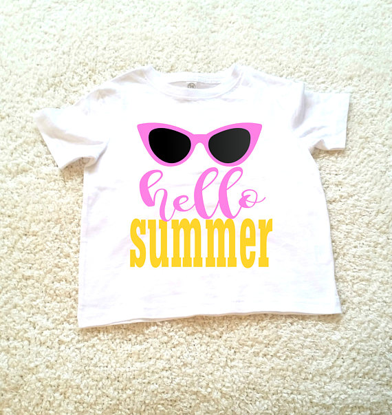 Kids Summer Tees