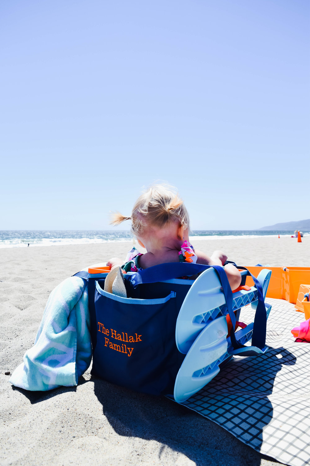 Beachmate System - All In One Beach Bag - Summer Must Have Products for Moms
