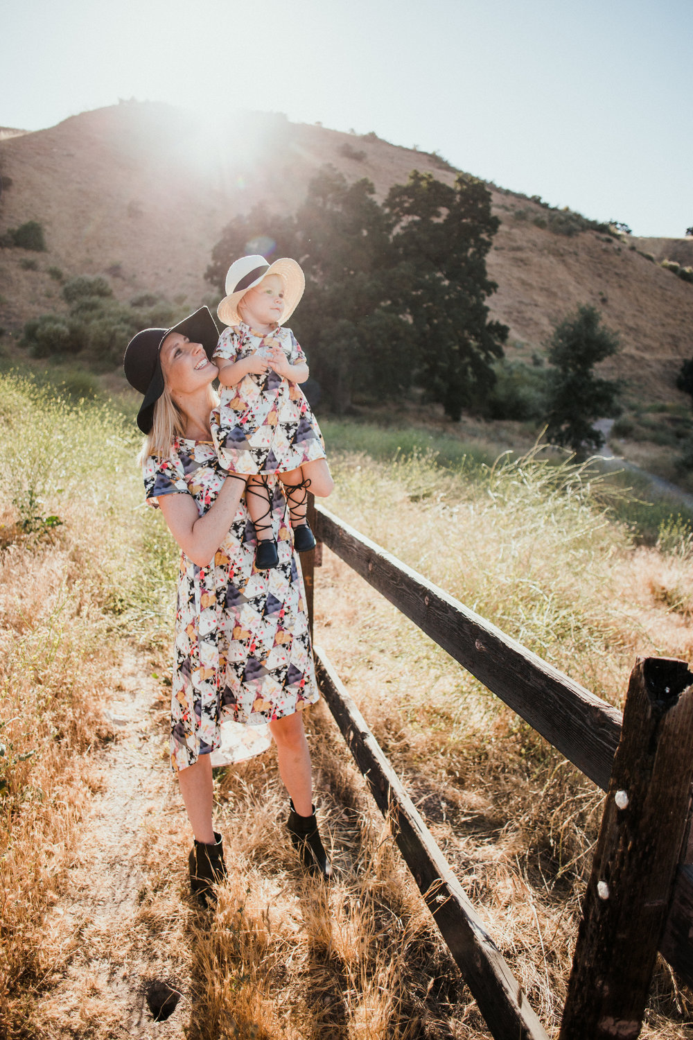 Mommy + Daughter Summer Dresses -- Perfectly Paisley Kids Fashion
