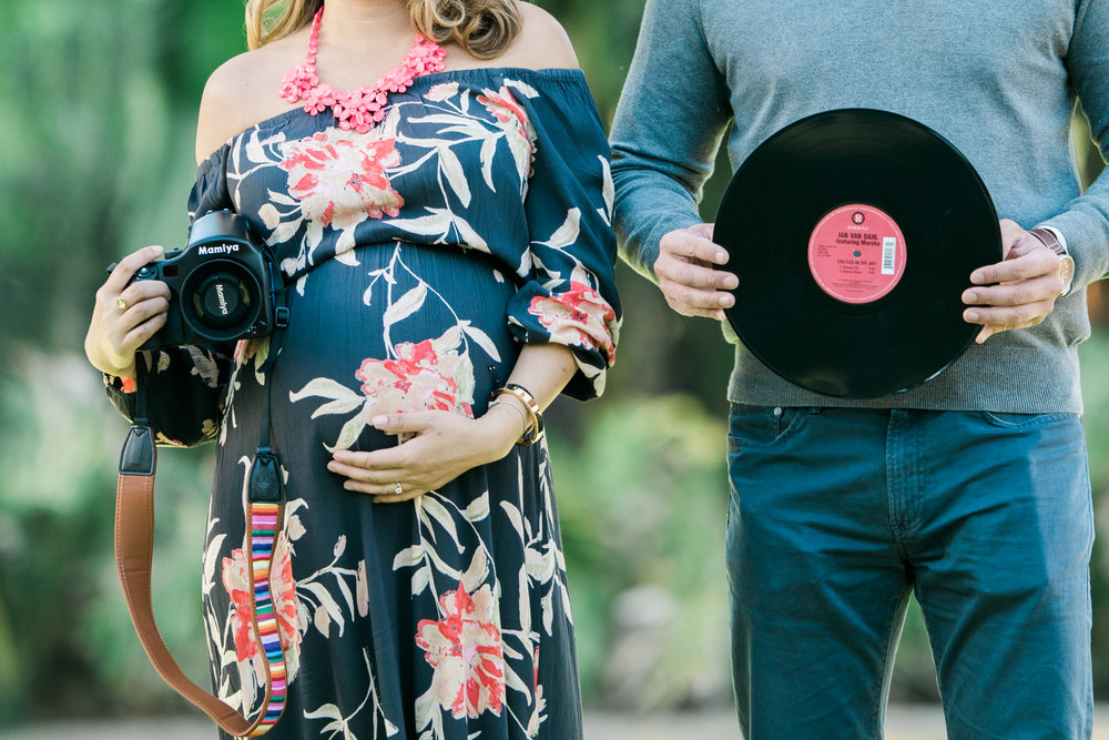 A Beverly Hills Maternity Shoot - Dipan Desai Photography