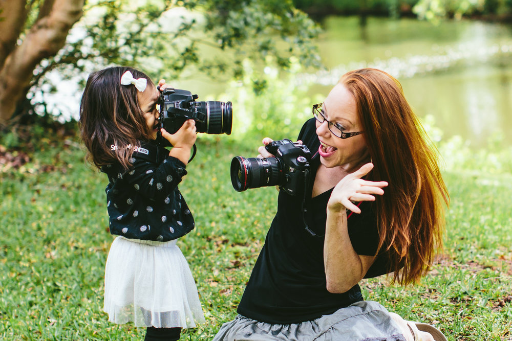 """Be Like Mommy"" 