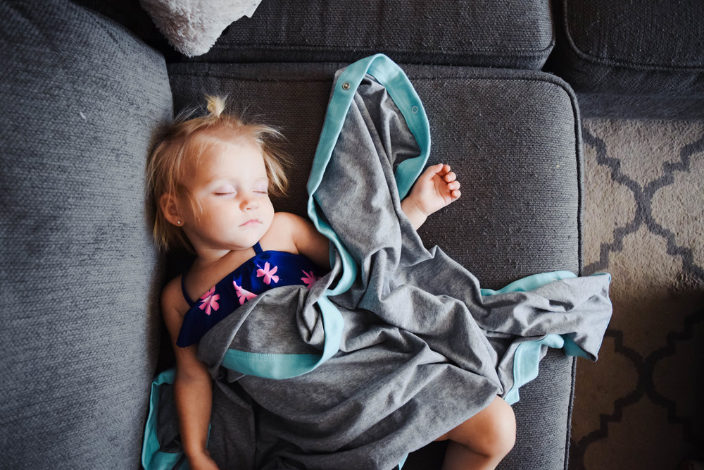 "Sunsnapz | The ""Do It All"" Multi Use Soft Baby Blanket"