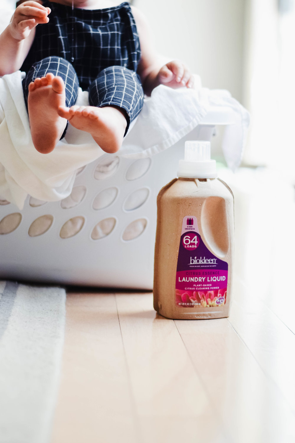 Biokleen -- All Natural Eco-Friendly Cleaning Products - Eco Friendly Laundry Detergent
