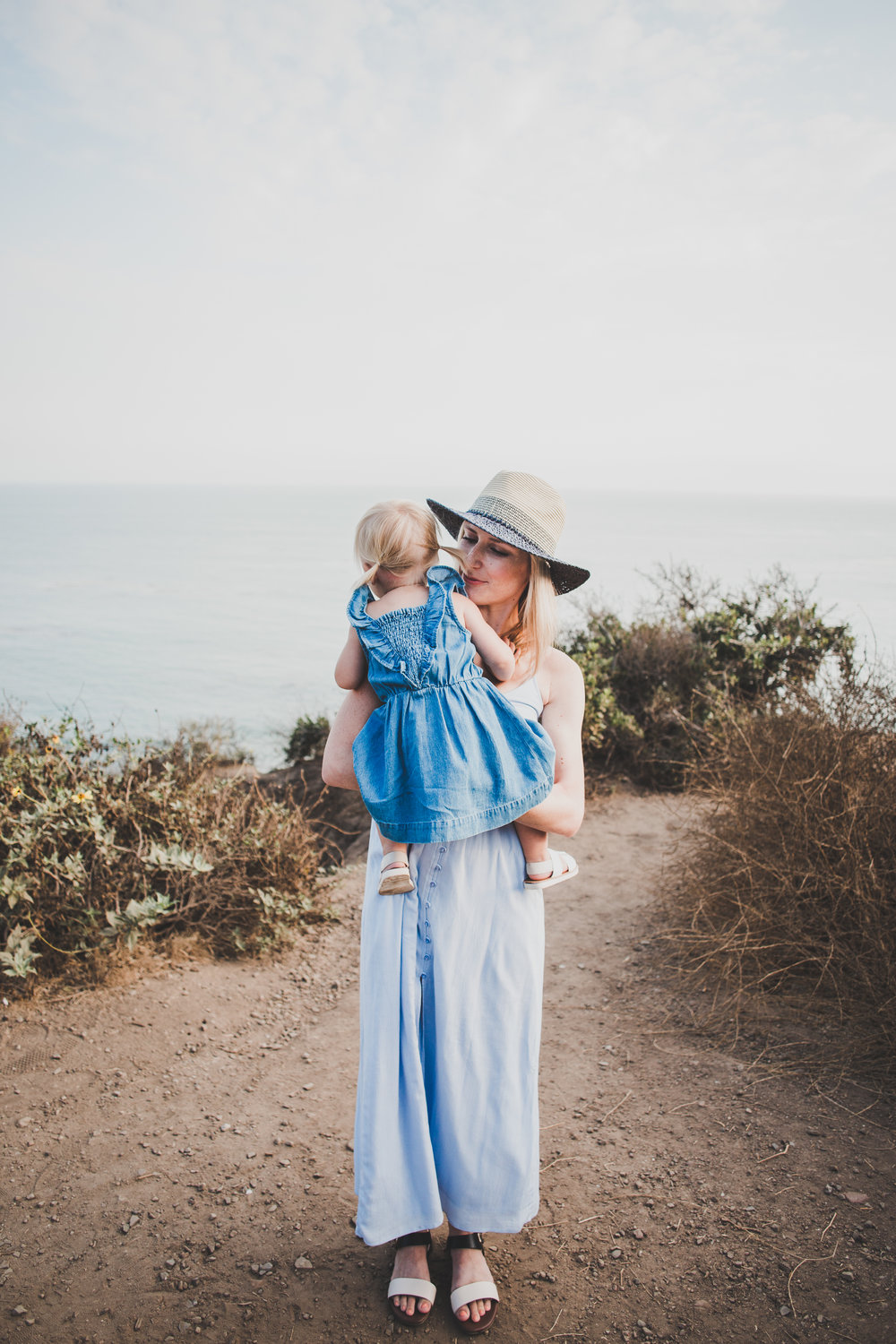Affordable Family Summer Fashion - Marks & Spencer - Family Beach Photos - Briana Lindsey Photography