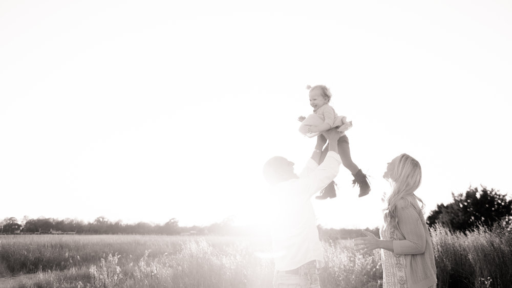 Virginia Beach Sunset Family Photos - Brock Environmental Center - Daniel Jackson Studios