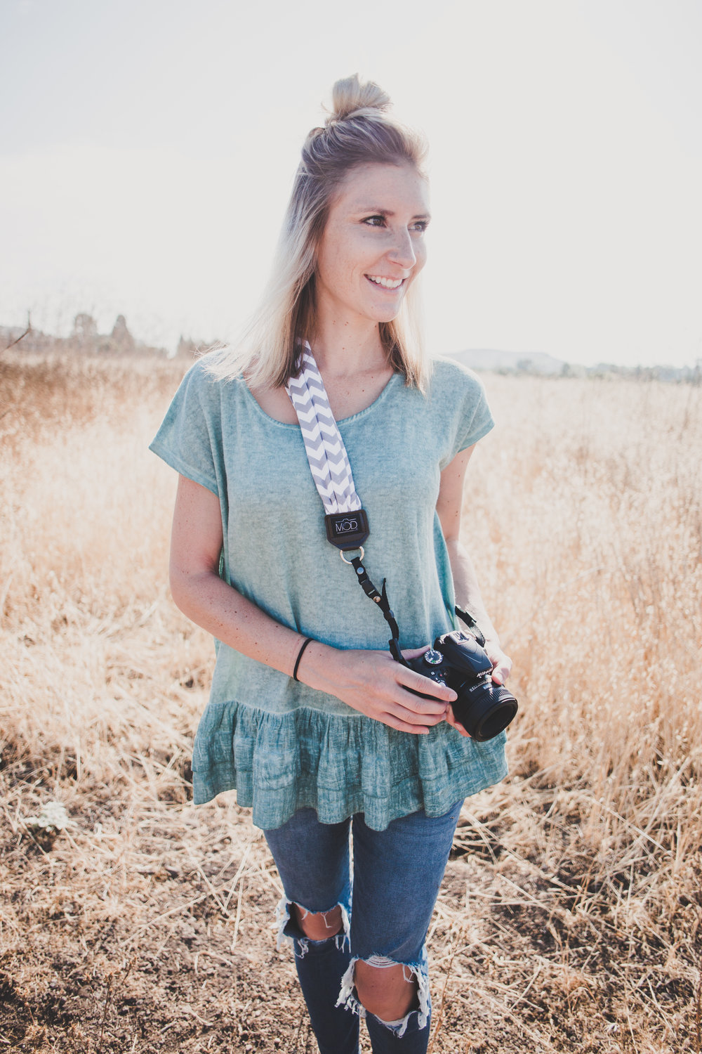 MOD - Cute Scarf Camera Straps - Cute Purse Style Camera Bags