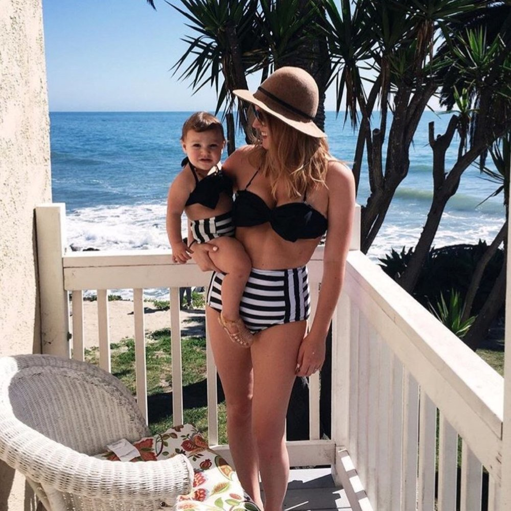 Mommy + Me Bikinis - SimpleMae