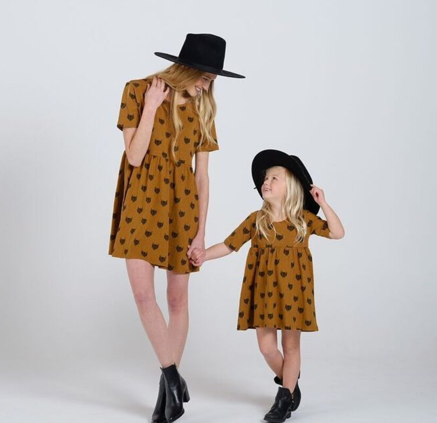 Mommy and Me Swing Dresses - Rylee and Cru