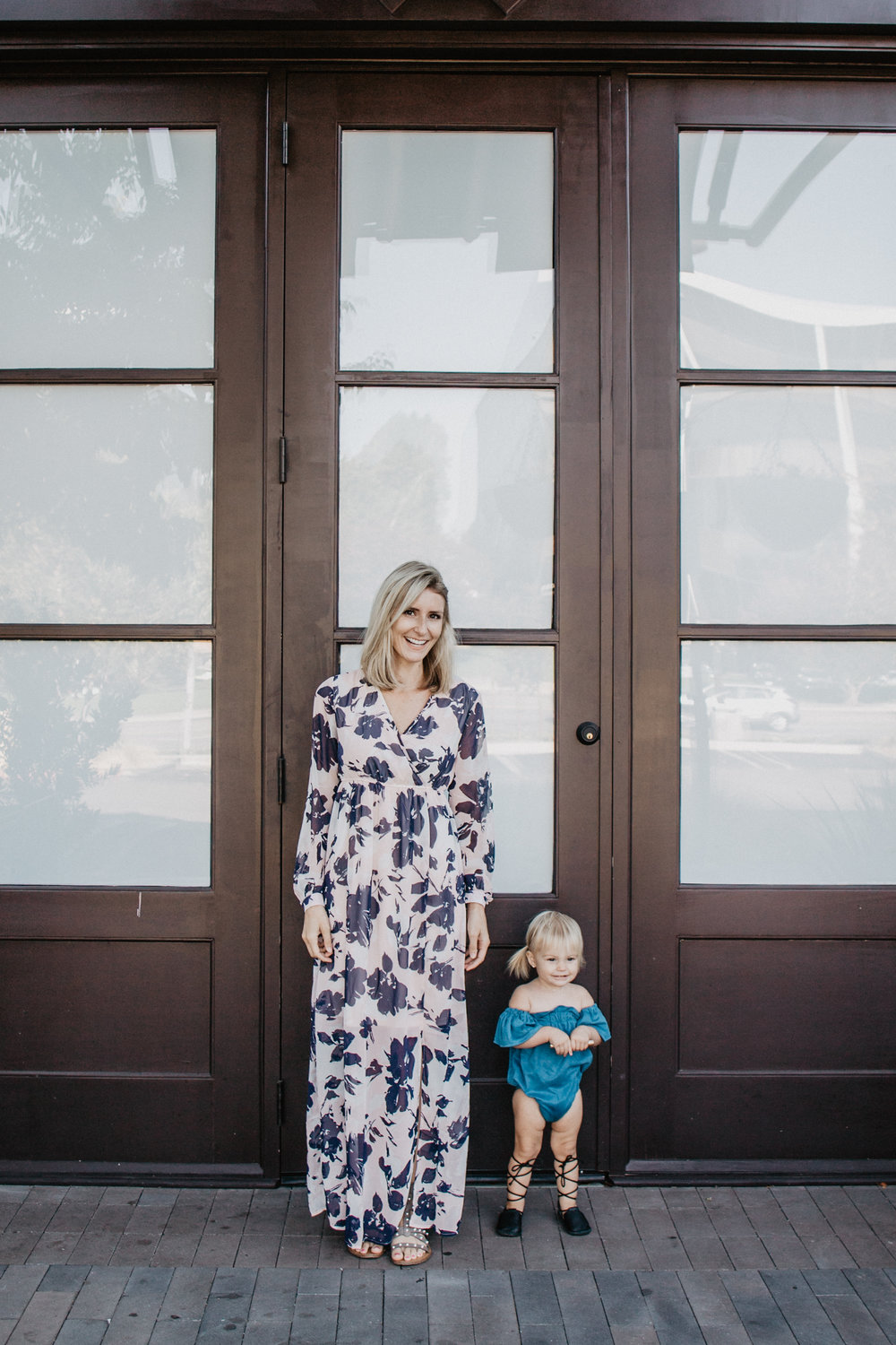 Cute Floral Maternity Dresses - Trendy Online Boutique - PinkBlush