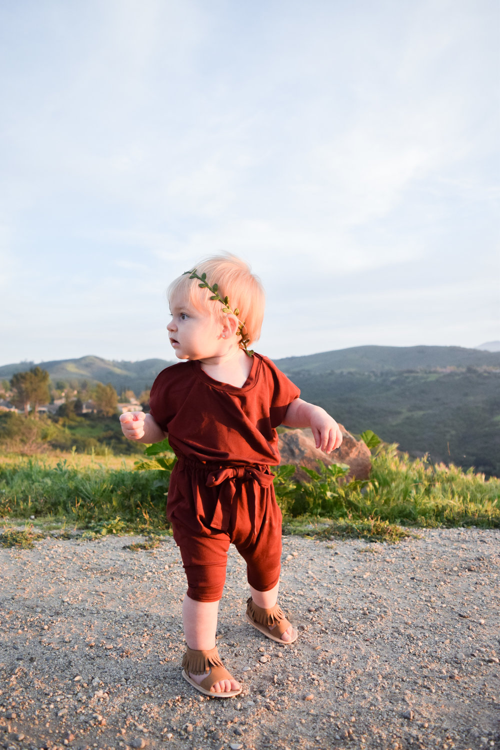 Cutest Fall Baby Rompers - The Nomad Shoppe